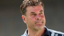 HSV wechselt nach Blamage wieder den Trainer