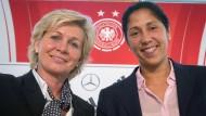 Steffi Jones wird neue Bundestrainerin