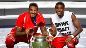 So plant der FC Bayern die Zeit nach Alaba