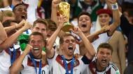 Lahm beendet Karriere als Nationalspieler