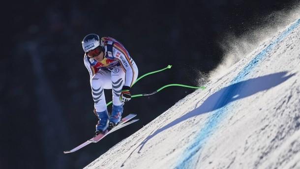 Zukunftsängste bei alpinen Skiläufern