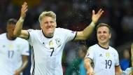 Keine Sorgen für Deutschland