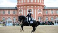 Eliteschau im Biebricher Schlosspark