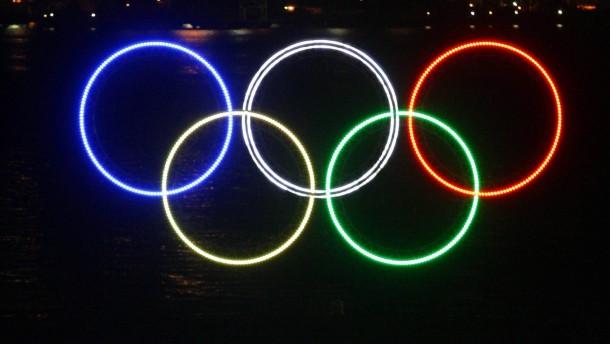 Das Jahr, als der Olymp wankte