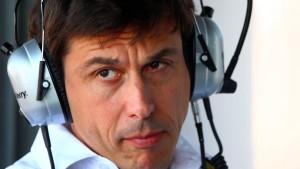 Wolff attackiert Red Bull und Ferrari scharf