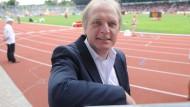 DLV-Präsident Clemens Prokop