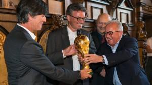 Eine neue deutsche Fußball-Hauptstadt
