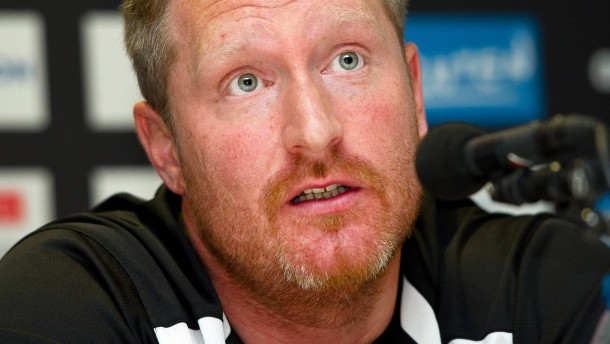 Bundestrainer Lurz tritt zurück