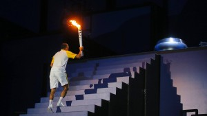 Ein tragischer Held entzündet das Feuer
