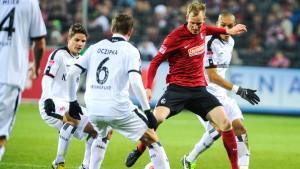 Frankfurt verteidigt Platz vier