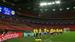Schwere Aufgabe für Borussia Dortmund bei Tottenham