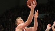 Die Bayern-Basketballer um Dusko Savanovic streben nach Höherem