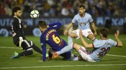 Barcelona kassiert zweimal den Ausgleich