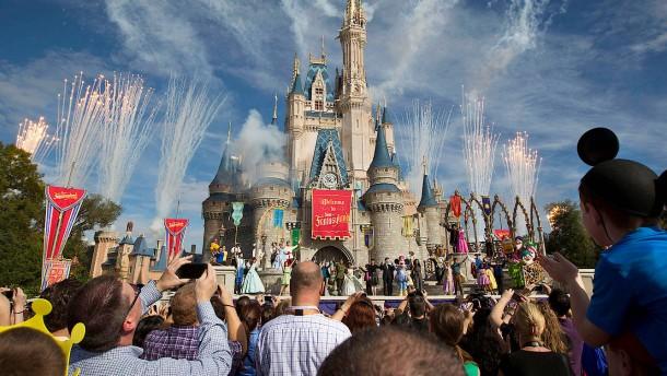 NBA möchte ihre Saison in Disney World weiterspielen
