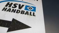 Für den HSV Hamburg geht es raus aus der Handball-Bundesliga.