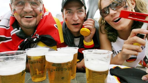 Brasilien erlaubt Bierverkauf