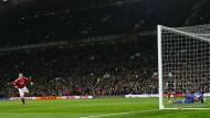 Rooney und die Lasershow