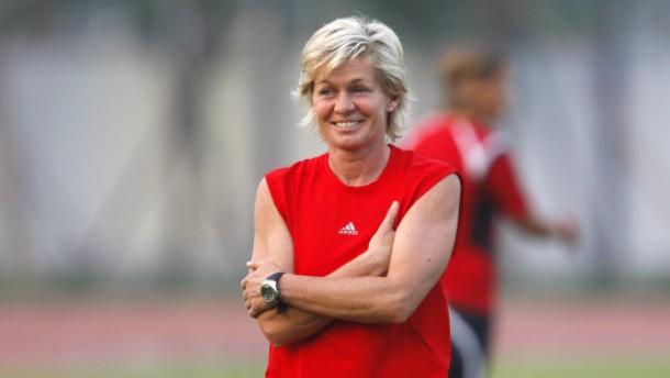 Deutschland, wo sind Deine Trainerinnen?
