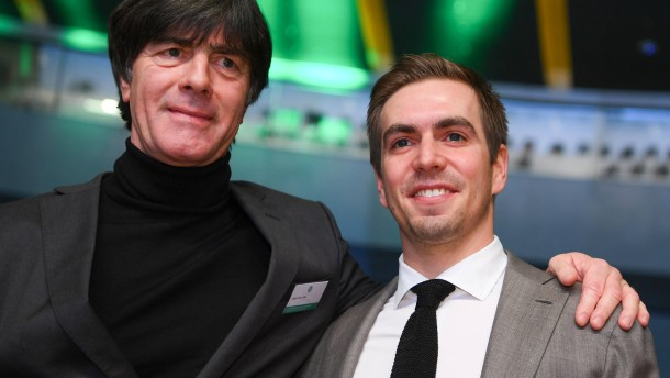 Was Lahm wohl will?