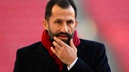 "FC Bayern ""missbilligt"" Flicks Verhalten"