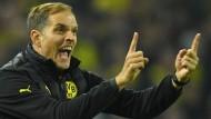 Die Kritik von Trainer Thomas Tuchel an seinem Team in Frankfurt fiel deutlich aus.