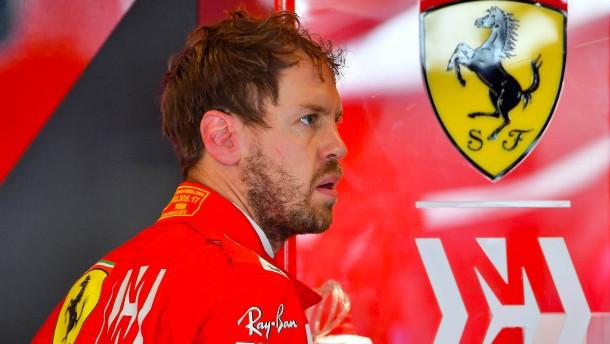 Kommt es für Vettel und Ferrari noch schlimmer?