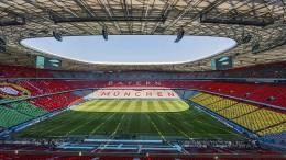 München ist bereit für das Deutschland-Spiel