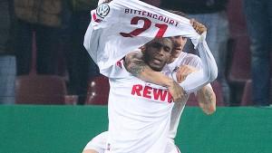 Köln siegt auch im Pokal