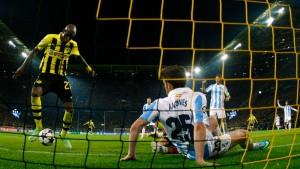 Ein Spiel für die Dortmunder Ewigkeit