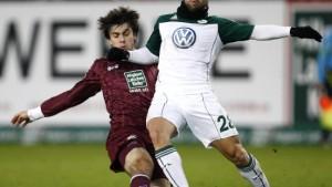 Wolfsburg kommt nicht voran