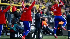 Die Meisterleistung des Pep Guardiola