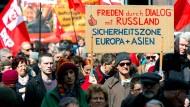 Für den Frieden – und gegen die Nato