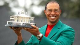 Der emotionalste Triumph des Tiger Woods