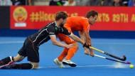 Debakel für deutsche Hockey-Herren