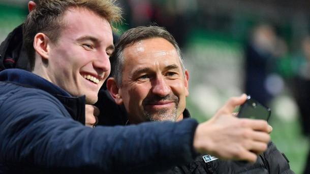 Was Mainz-Trainer Beierlorzer auszeichnet