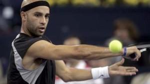 Erster Sieg für Nadal - Blake im Halbfinale