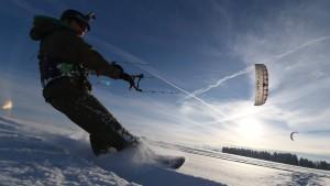 Dem Snowboarden droht der Zerfall