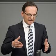 """""""Wenn wir unfähig bleiben zu verhindern, dass Regeln gebrochen werden, steht mehr auf dem Spiel als die Werte des Sports"""": Heiko Maas"""