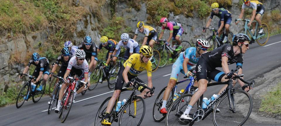 Romain Bardet Gewinnt 18 Etappe Der Tour De France