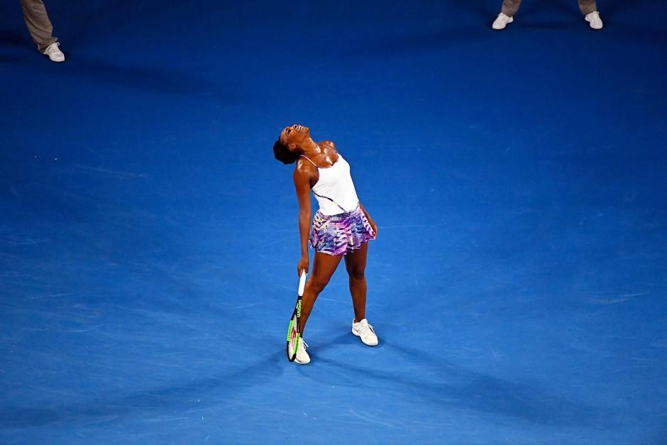 Stärker denn je: Serena Williams führt es auf die Ernährungsumstellung zurück