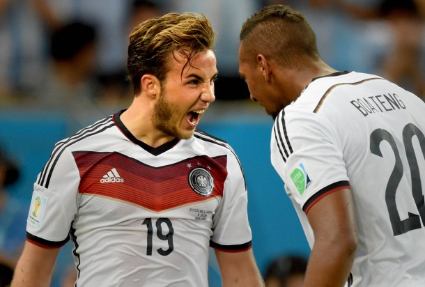 World Cup 2014 - Final - Germany - Argentina