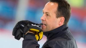 Eishockey-Nationalteam verliert Bundestrainer Sturm