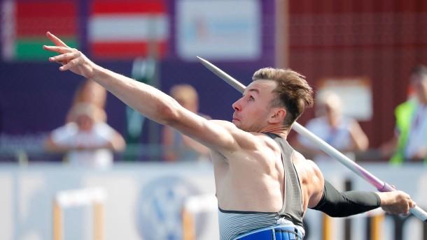 Ein Mann für Olympia