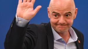 Darum wählt der DFB Fifa-Präsident Infantino