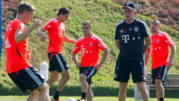 """""""Masterplan ist mir zu dramatisch. Das haben die jungen Trainer heute"""": Jupp Heynckes"""