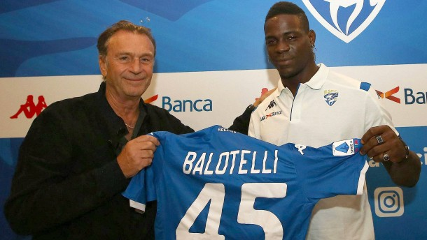 Nächster Eklat um Fußball-Profi Balotelli
