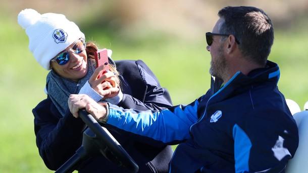 """""""Wir sprechen fast nie über Golf"""""""