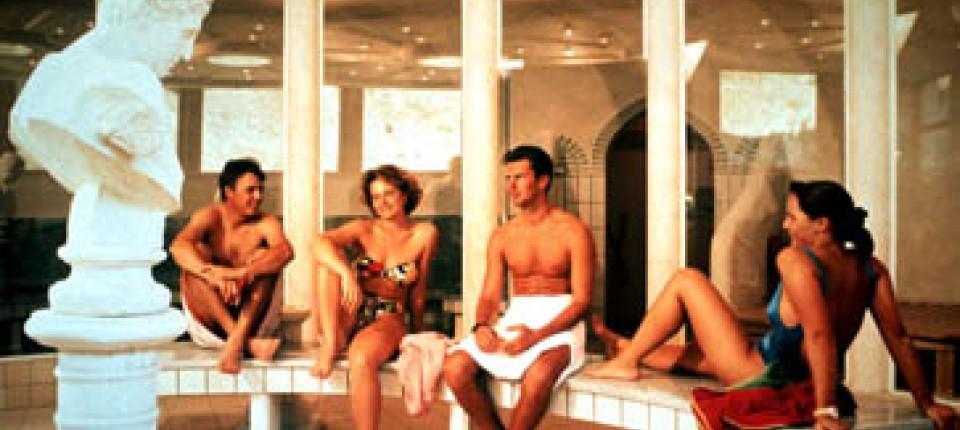 Sauna Schwitzen Ist Gesund Vor Allem In Der Sauna Sport Faz