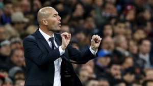 Zidane dirigiert Madrid zum perfekten Einstand