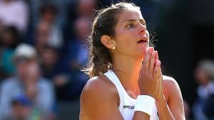 Tag der deutschen Damen in Wimbledon